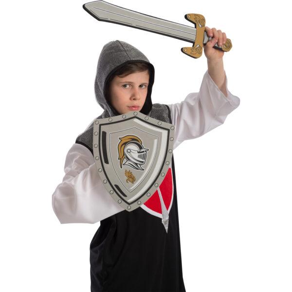 Set cavaliere con spada ALTRO Unisex 12-36 Mesi, 12+ Anni, 3-5 Anni, 5-8 Anni, 8-12 Anni ALTRI