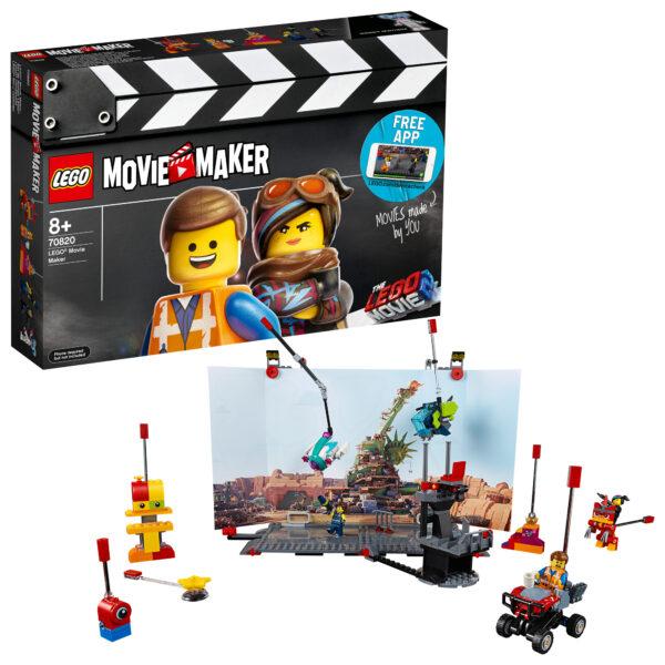 70820 - LEGO® Movie Maker ALTRO Unisex 12+ Anni, 5-8 Anni, 8-12 Anni THE LEGO MOVIE 2