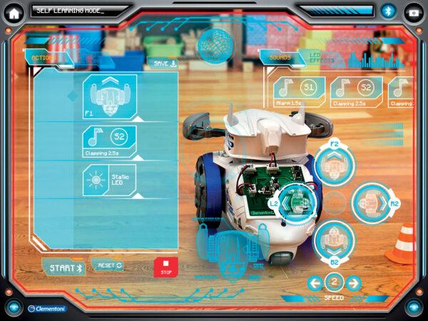 ALTRI Cyber Robot - Focus / Scienza&gioco - Toys Center FOCUS / SCIENZA&GIOCO 0-12 Mesi, 12-36 Mesi, 3-5 Anni, 5-8 Anni, 8-12 Anni Unisex