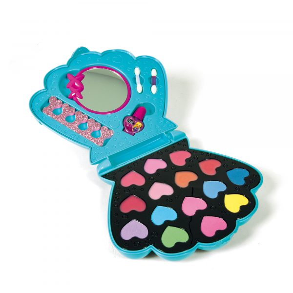 CRAZY CHIC - ROMANTIC MAKE UP - Crazy Chic - Toys Center ALTRI Unisex 12+ Anni, 5-8 Anni, 8-12 Anni CRAZY CHIC