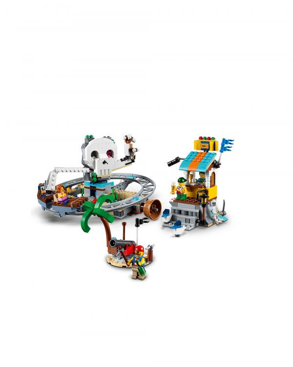 10261 - Montagne Russe - Lego Creator Expert - Toys Center - LEGO CREATOR - Costruzioni