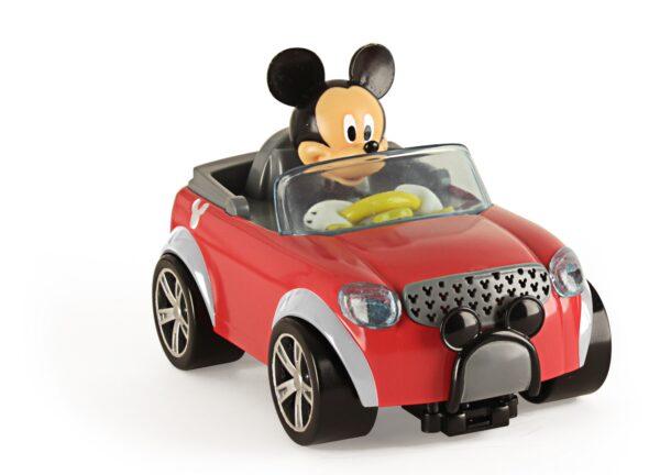 La nuova auto RC con personaggio TOPOLINO&CO. Maschio 12-36 Mesi, 3-5 Anni Disney