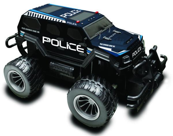 SUV POLICE - Toys Center - Toys Center TOYS CENTER Maschio 12+ Anni, 5-8 Anni, 8-12 Anni MOTOR & CO