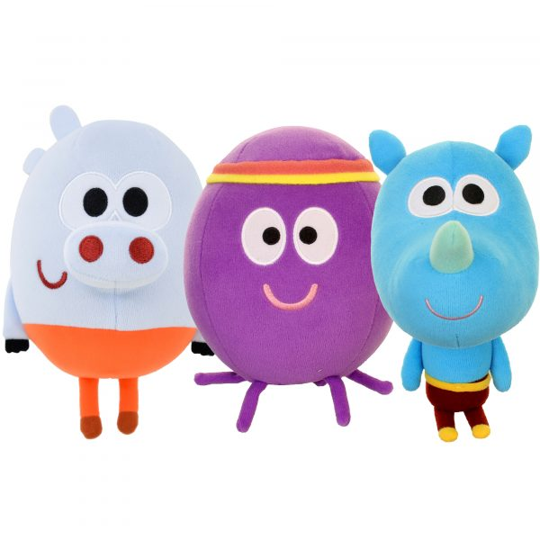 PELUCHE TAG/ROLY/BETTY ASS 6PZ - Chicco - Toys Center Chicco Unisex 0-12 Mesi, 12-36 Mesi, 12+ Anni, 8-12 Anni ALTRI