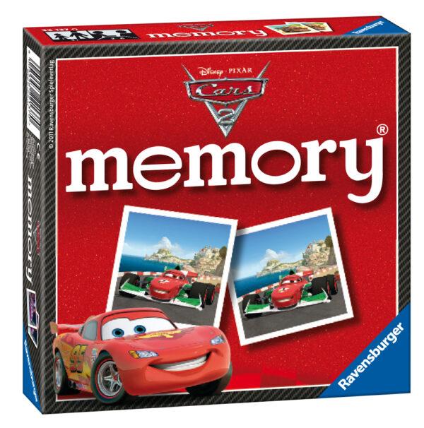 MEMORY CARS 2 DISNEY - PIXAR Unisex 3-4 Anni, 3-5 Anni, 5-7 Anni, 5-8 Anni, 8-12 Anni CARS