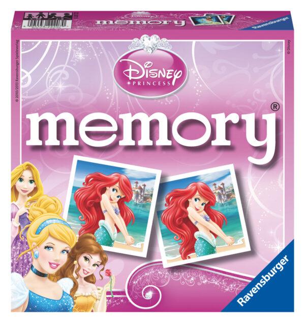 MEMORY PRINCESS Disney Unisex 3-4 Anni, 3-5 Anni, 5-7 Anni, 5-8 Anni, 8-12 Anni PRINCIPESSE DISNEY