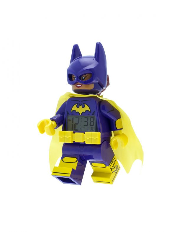 Sveglia LEGO Batman Movie Batgirl - DC SUPER HERO GIRLS - Personaggi Unisex 12+ Anni, 5-8 Anni, 8-12 Anni DC SUPERHERO GIRLS DC COMICS