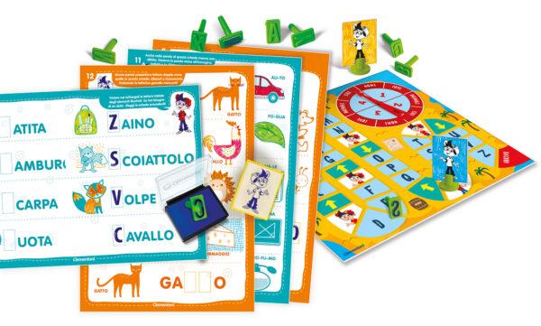 ALFABETO CON I TMBRI - ALTRO - Giochi di emulazione, di modellismo, educativi