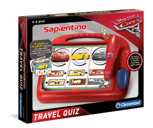 SAPIENTINO TRAVEL QUIZ CARS 3 - SAPIENTINO - Fino al -20%