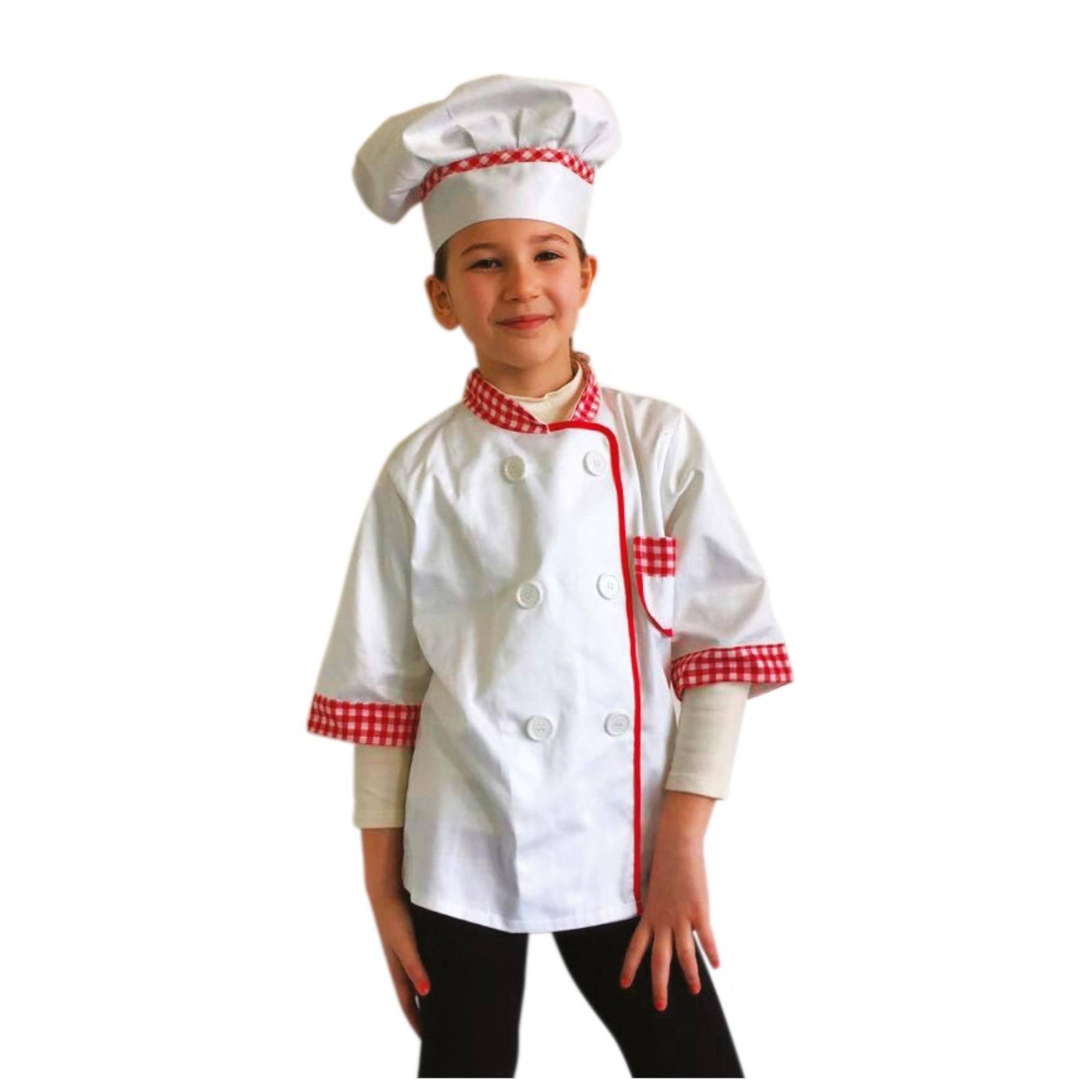 Funny home giacca e cappello da chef - FUNNY HOME