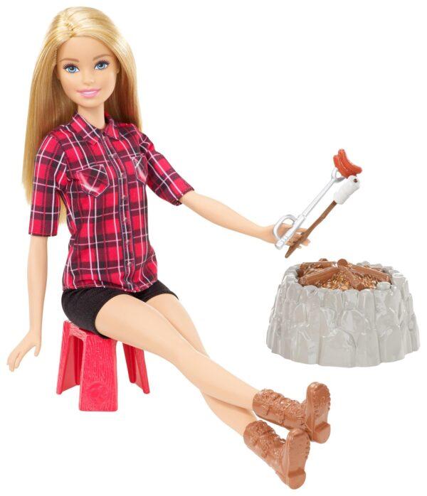 Barbie Campeggiatrice - Barbie - Fashion dolls