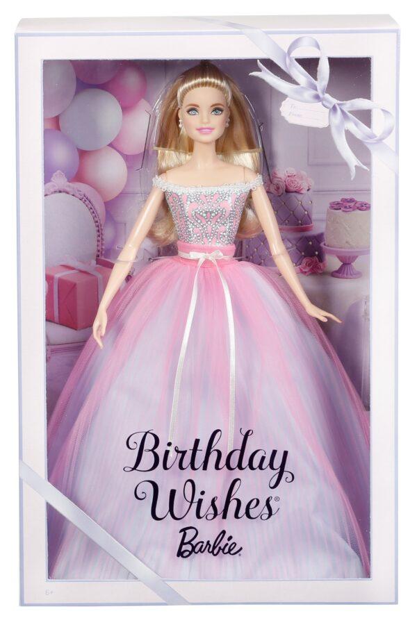 Barbie Collectors Birthday Wishes 2017 - Giocattoli Toys Center - Barbie - Fino al -20%