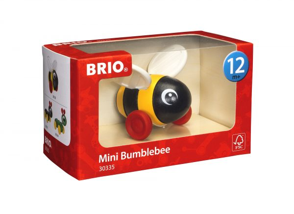 BRIO bombo (mini) BRIO Unisex 0-12 Mesi, 0-2 Anni, 12-36 Mesi ALTRI