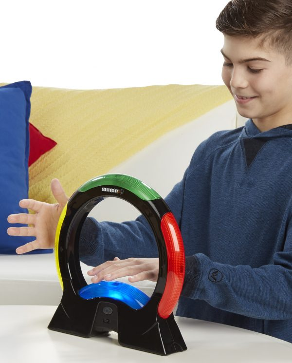 HASBRO GAMING ALTRI Simon Air - Hasbro Gaming - Toys Center Unisex 12+ Anni, 5-8 Anni, 8-12 Anni