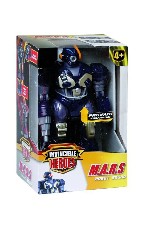 INVINCIBLE HEROES Robot Mass Squad ALTRO Femmina 0-12 Mesi, 12-36 Mesi, 3-5 Anni, 5-8 Anni, 8-12 Anni ALTRI