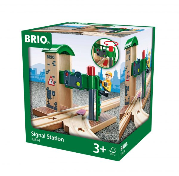 BRIO doppio semaforo con operatore BRIO Unisex 12-36 Mesi, 3-4 Anni, 3-5 Anni, 5-7 Anni, 5-8 Anni ALTRI