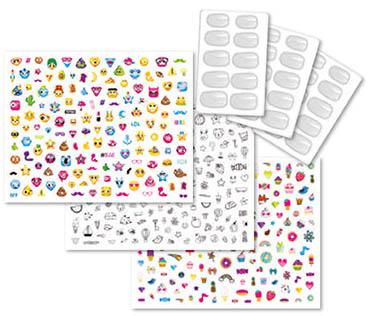 Set Decora Unghie Crayola Creations ALTRI Femmina 12+ Anni, 5-8 Anni, 8-12 Anni ALTRO