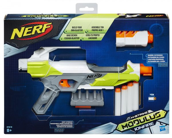 Modulus Ionfire - Nerf - Toys Center - NERF - Playset e accessori per personaggi d'azione
