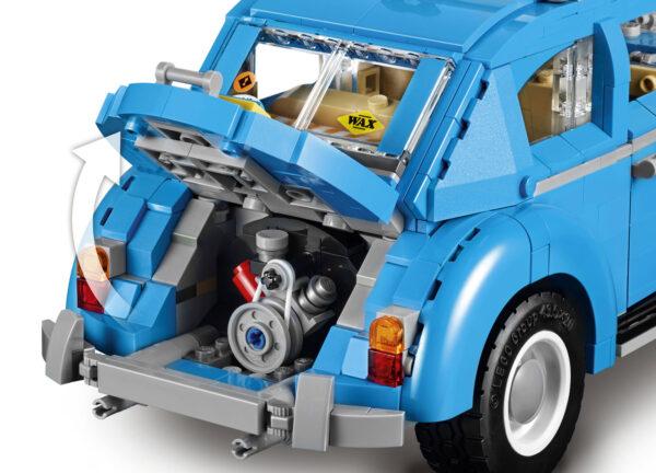 10252 - Maggiolino Volkswagen - Lego Creator LEGO CREATOR EXPERT ALTRI Maschio 12+ Anni
