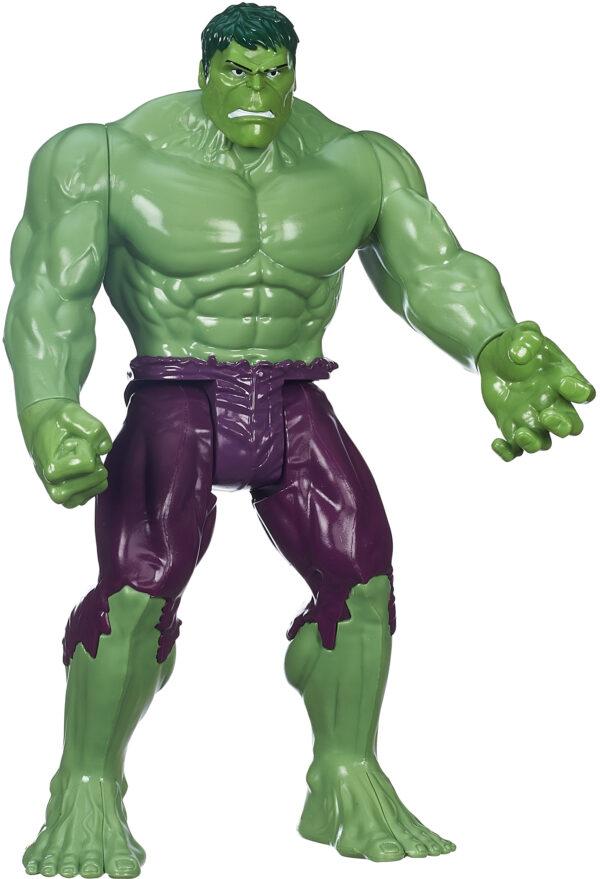 AVENGERS, Action Figures 30 Cm Hulk Avengers Maschio 3-5 Anni, 5-8 Anni Marvel