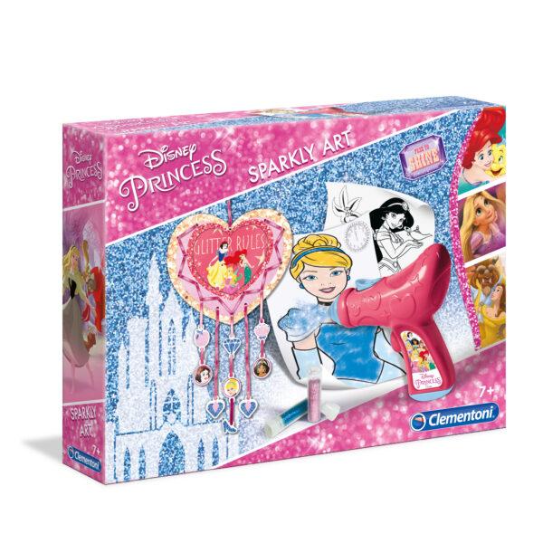 PRINCESS - SPARKLY ART - Disney - Kit artistici e pittura