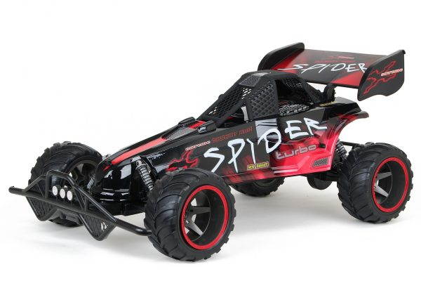 BAJA EXTREME SPIDER BUGGY R/C 1:6 - MOTOR&CO - Fino al -30%