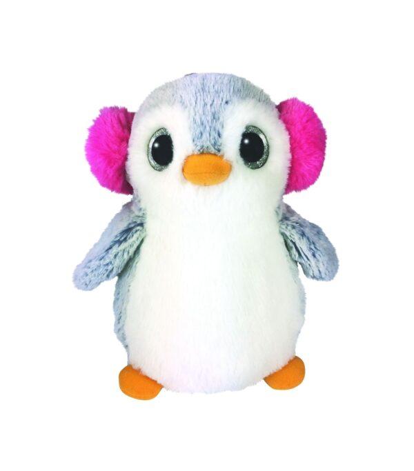 AMI PLUSH Pinguino 23 cm TOYS CENTER Unisex 0-12 Mesi, 12-36 Mesi, 3-5 Anni, 5-8 Anni, 8-12 Anni AMI PLUSH