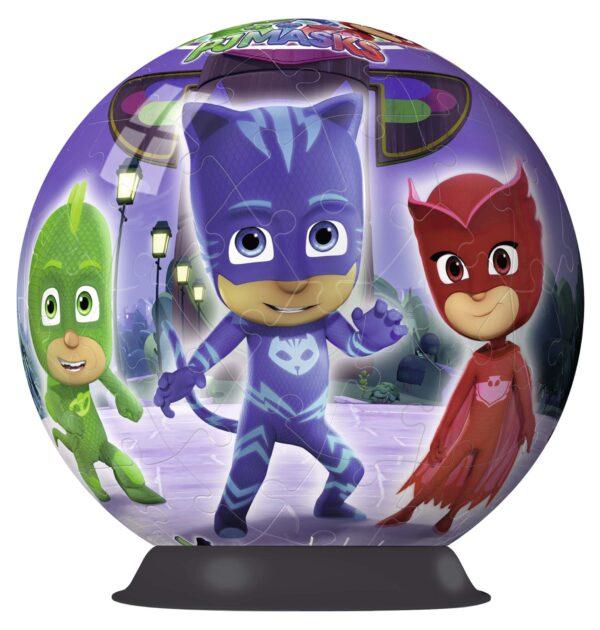 3D Puzzleball - PJ Masks - Altro - Toys Center - ALTRO - Estate