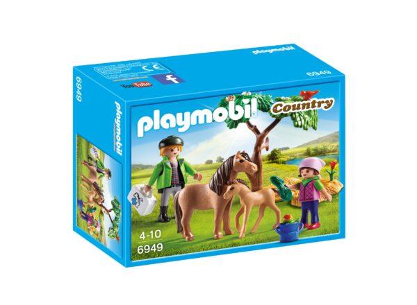Veterinario dei pony - PLAYMOBIL - COUNTRY