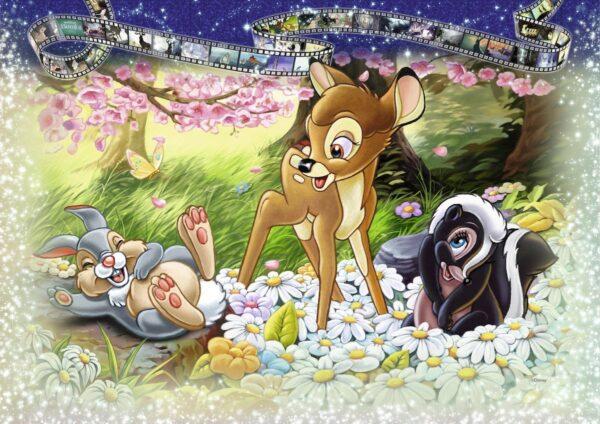WALT DISNEY CLASSICI Puzzle 40000 pezzi - Memorable Disney Moments - Altro - Toys Center ALTRO 12+ Anni, 8-12 Anni Unisex