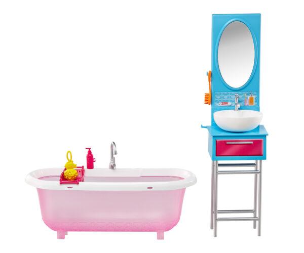 Barbie e i suoi arredamenti 12-36 Mesi, 12+ Anni, 3-5 Anni, 5-8 Anni, 8-12 Anni Femmina Barbie ALTRI