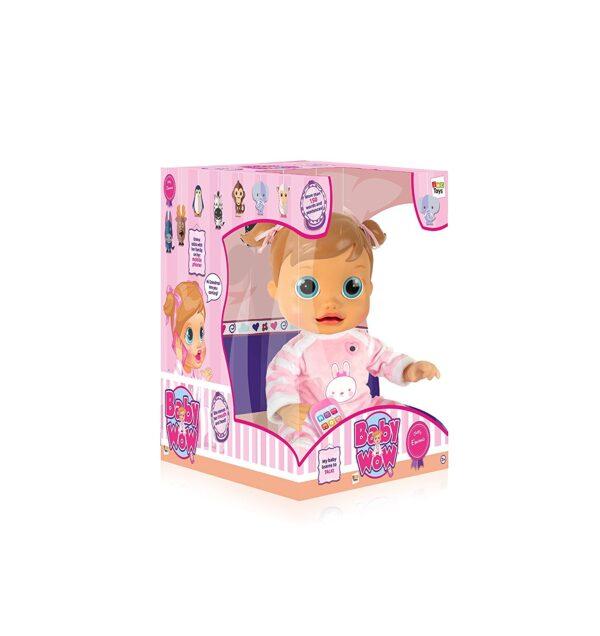 Tea Bambola interattiva Baby Wow ALTRI Femmina 12-36 Mesi, 3-5 Anni, 5-8 Anni ALTRO