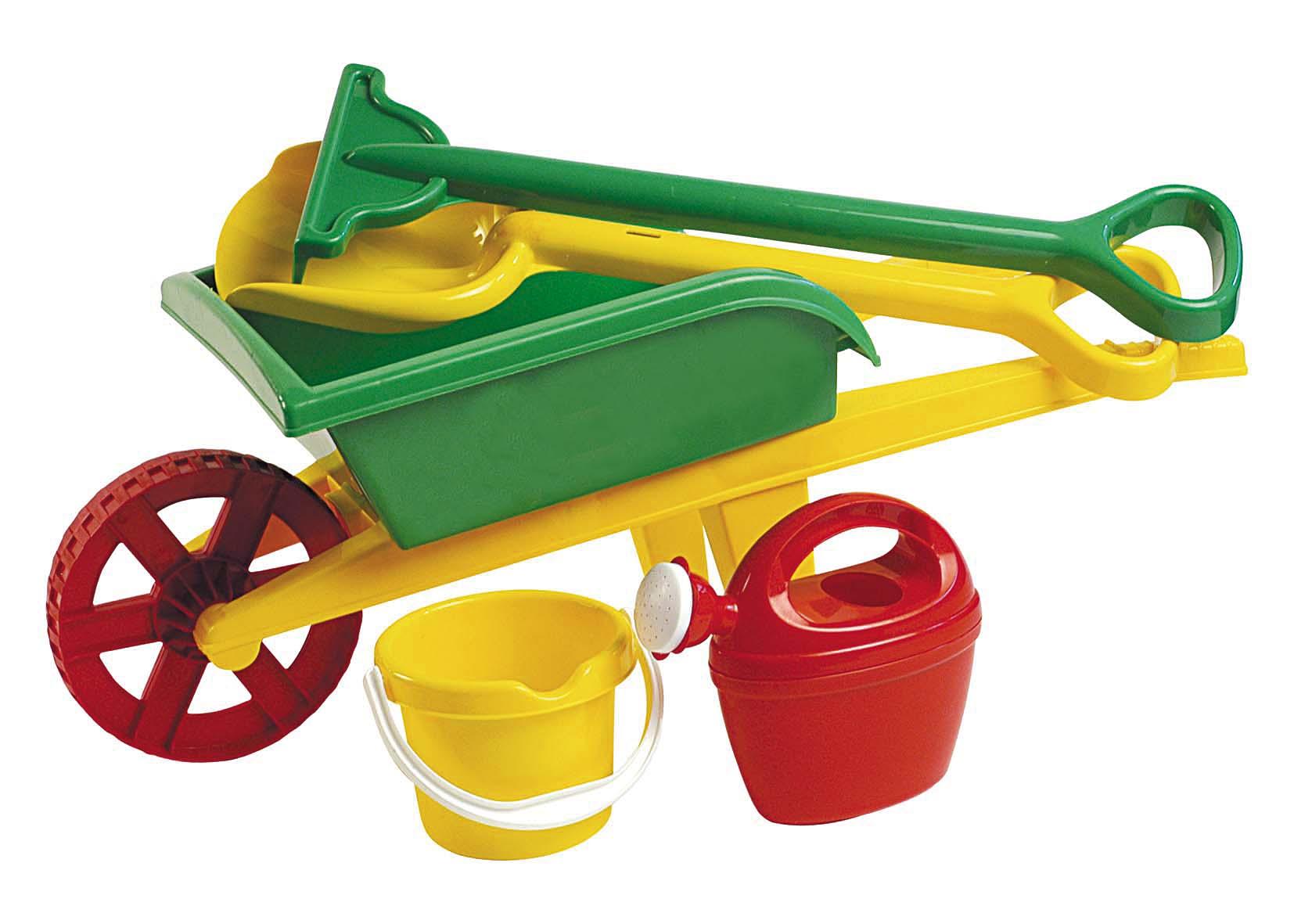 Carriola con set giardino - androni giocattoli - marche - ALTRO