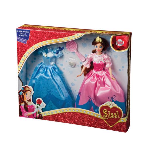 Sissi con abito e corona - ALTRO - Fashion dolls