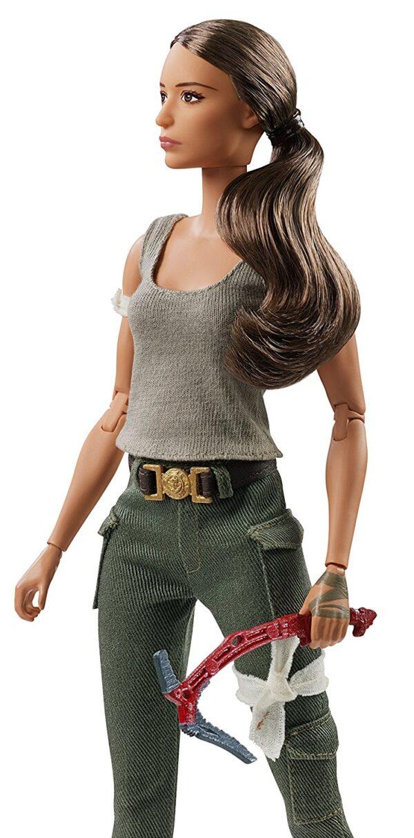 Barbie ALTRI Barbie collectors - Tomb Raider Lara Croft, dal nuovo film di Tomb Raider, da collezione - FJH53 Femmina 12+ Anni