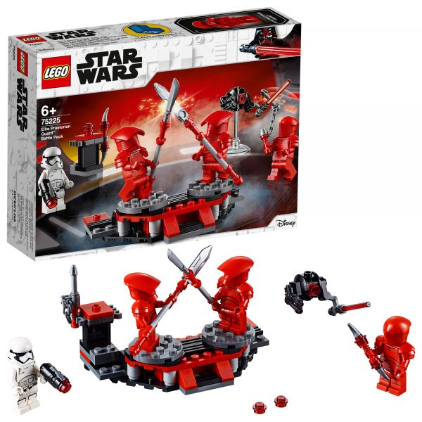 75225 - Battle Pack Elite Praetorian Guard™ - DISNEY - DISNEY - Marche Disney Unisex 12+ Anni, 5-8 Anni, 8-12 Anni Star Wars