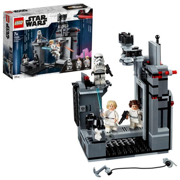 75229 - Fuga dalla Death Star™ Disney Unisex 12+ Anni, 5-8 Anni, 8-12 Anni Star Wars
