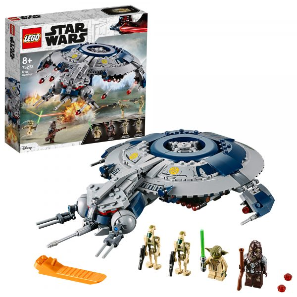 75233 - Droid Gunship™ Disney Unisex 12+ Anni, 5-8 Anni, 8-12 Anni Star Wars