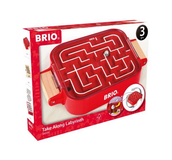 BRIO Labirinto Manovrabile - Giocattoli Toys Center ALTRI Unisex 12+ Anni, 5-8 Anni, 8-12 Anni BRIO LABIRINTO