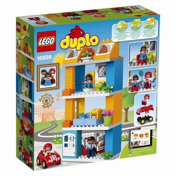 10835 - Villetta familiare ALTRI Unisex 3-4 Anni, 5-7 Anni LEGO DUPLO