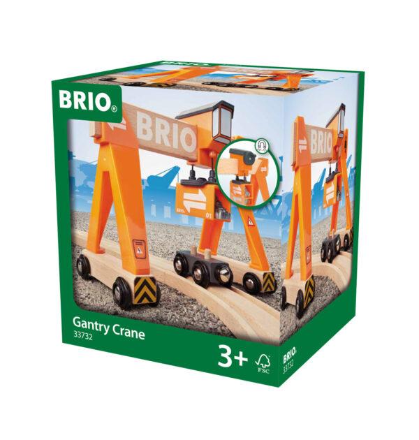 BRIO gru a ponte BRIO Unisex 12-36 Mesi, 3-4 Anni, 3-5 Anni, 5-7 Anni, 5-8 Anni ALTRI