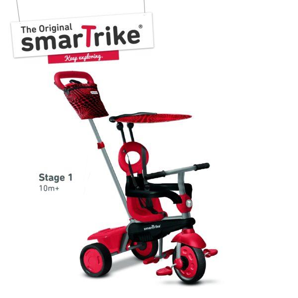 SMART TRIKE VANILLA ROSSO - Bici, Tricicli e Giochi cavalcabili - Estate - SMART TRIKE - Bici, Tricicli e Cavalcabili a pedali