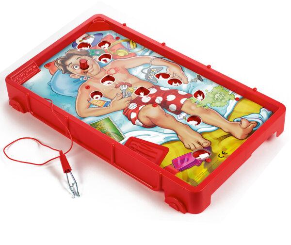 L'ALLEGRO CHIRURGO - Hasbro Gaming - Toys Center - HASBRO GAMING - Giochi da tavolo