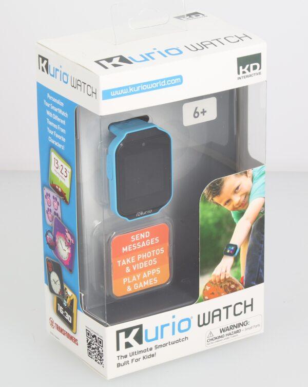 SMARTWATCH KURIO - TOYS CENTER - Giochi di intrattenimento e tablet