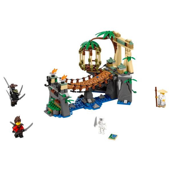 LEGO NINJAGO ALTRI 70608 - Cascate del Maestro - Lego Ninjago - Toys Center Maschio 12+ Anni, 5-8 Anni, 8-12 Anni