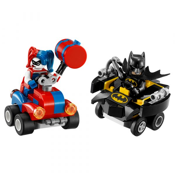 LEGO SUPER HEROES ALTRI 76092 - Mighty Micros: Batman™ contro Harley Quinn™ Maschio 12+ Anni, 3-5 Anni, 5-8 Anni, 8-12 Anni