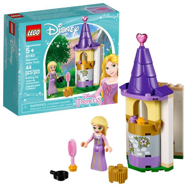 41163 - La piccola torre di Rapunzel - Disney Princess - Toys Center DISNEY PRINCESS Unisex 12+ Anni, 3-5 Anni, 5-8 Anni, 8-12 Anni PRINCIPESSE DISNEY