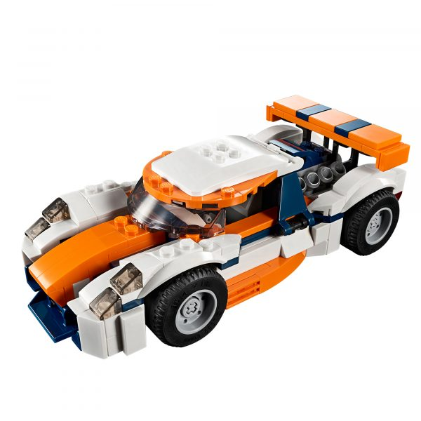 31089 - Auto da corsa - LEGO Creator LEGO CREATOR Unisex 12+ Anni, 5-8 Anni, 8-12 Anni ALTRI