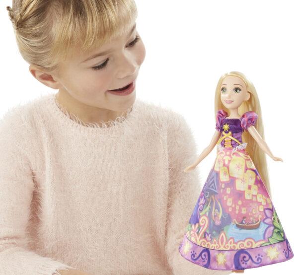 PRINCIPESSE DISNEY Disney Femmina 12-36 Mesi, 3-4 Anni, 3-5 Anni, 5-7 Anni, 5-8 Anni Story Skirt Rapunzel