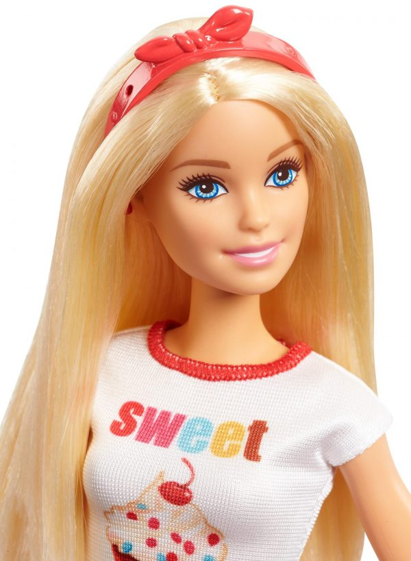 Barbie - Playset Pasticceria Barbie Femmina 12-36 Mesi, 12+ Anni, 8-12 Anni ALTRI